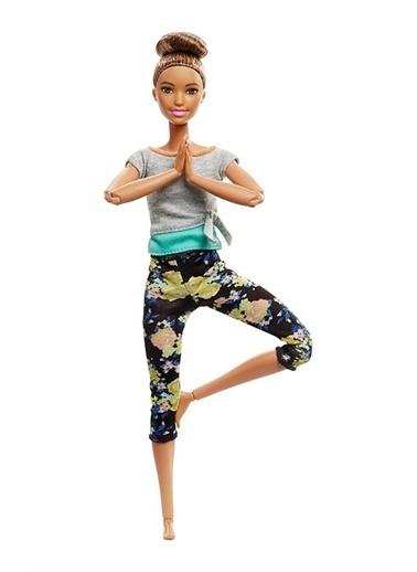 Barbie Barbie Ftg82 Renkli Kız Çocuk Sonsuz Hareket Bebekleri Renkli